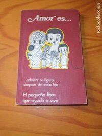 Libro AMOR ES ADMIRAR SU FIGURA