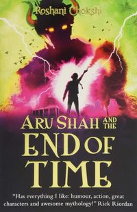 Libro ARU SHAH AND THE END OF TIME (A PANDAVA NOVEL #1)