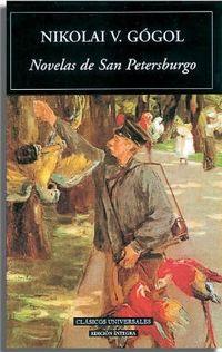 Libro NOVELAS DE SAN PETESBURGO