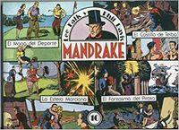 Libro MANDRAKE EL MAGO #10