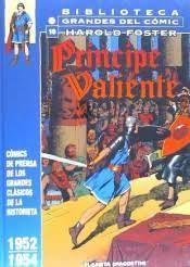 Libro PRÍNCIPE VALIENTE: 1952-1954