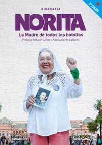 Libro NORITA: LA MADRE DE TODAS LAS BATALLAS