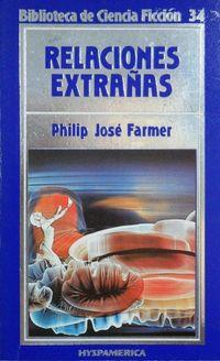Libro RELACIONES EXTRAÑAS