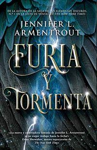 Libro FURIA Y TORMENTA (EL HERALDO #1)