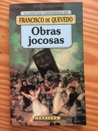 Libro OBRAS JOCOSAS