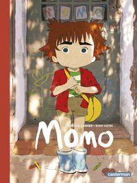 Libro MOMO
