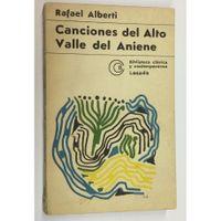 Libro CANCIONES DEL ALTO VALLE DEL ANIENE