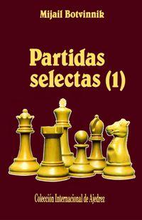Libro PARTIDAS SELECTAS (#1)