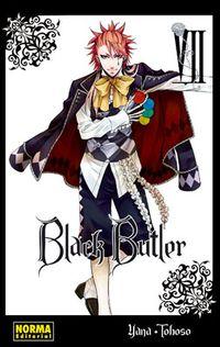 Libro BLACK BUTLER #7