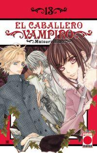 Libro VAMPIRE KNIGHT #13