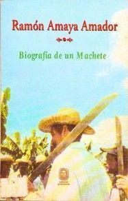 Libro BIOGRAFÍA DE UN MAHETE