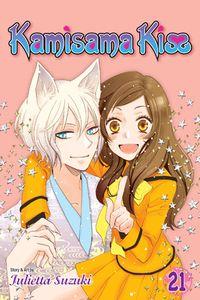 Libro KAMISAMA KISS #21