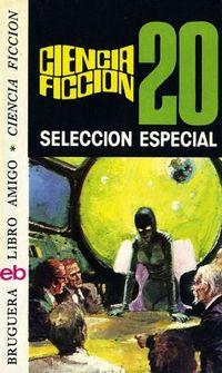 Libro CIENCIA FICCIÓN #20