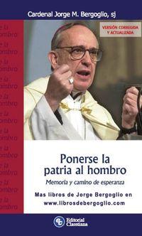Libro PONERSE LA PATRIA AL HOMBRO