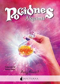 Libro ALQUIMIA (POCIONES #3)