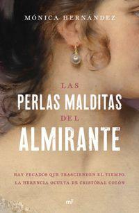 Libro LAS PERLAS MALDITAS DEL ALMIRANTE
