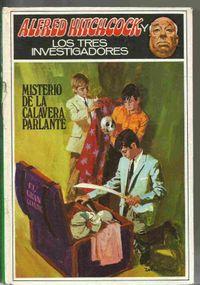 Libro MISTERIO DE LA CALAVERA PARLANTE