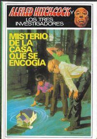 Libro MISTERIO DE LA CASA QUE SE ENCOGÍA