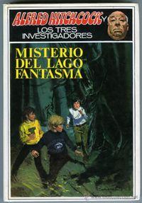 Libro MISTERIO DEL LAGO FANTASMA