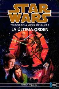 Libro STAR WARS: LA ÚLTIMA ORDEN