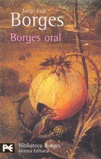 Libro BORGES, ORAL