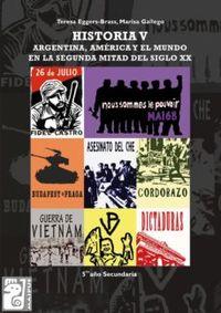 Libro HISTORIA V