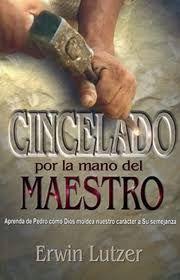 Libro CINCELADO POR LA MANO DEL MAESTRO