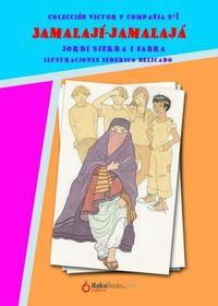 Libro JAMALAJÍ-JAMALAJÁ
