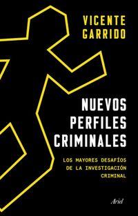 Libro NUEVOS PERFILES CRIMINALES
