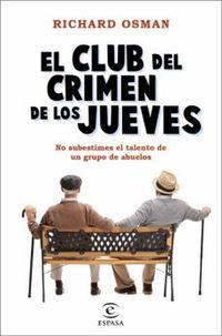 Libro EL CLUB DEL CRIMEN DE LOS JUEVES