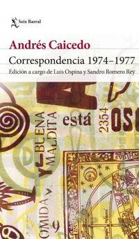 Libro CORRESPONDENCIA 1974-1977