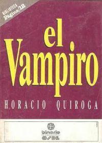 Libro EL VAMPIRO