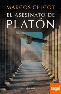 Libro EL ASESINATO DE PLATON