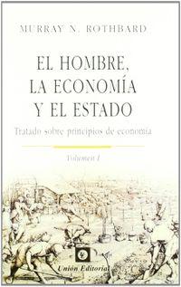 Libro HOMBRE, ECONOMÍA Y ESTADO