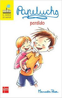Libro PAPELUCHO PERDIDO