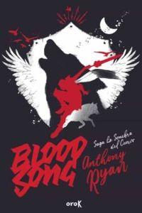 Libro BLOOD SONG (LA SOMBRA DEL CUERVO #1)