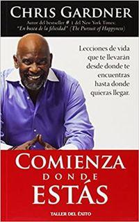 Libro COMIENZA DONDE ESTAS