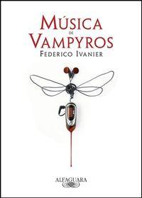 Libro MÚSICA DE VAMPYROS