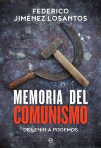 Libro MEMORIA DEL COMUNISMO