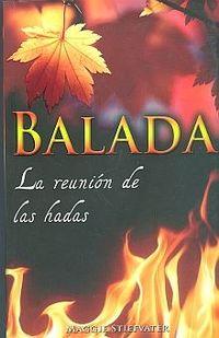 Libro BALADA. LA REUNIÓN DE LAS HADAS