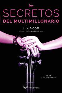 Libro LOS SECRETOS DEL MULTIMILLONARIO (LOS SINCLAIR #6)