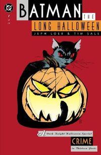 Libro BATMAN: THE LONG HALLOWEEN #1