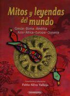 Libro MITOS Y LEYENDAS DEL MUNDO