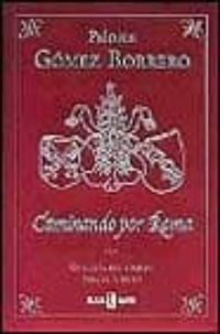 Libro CAMINANDO POR ROMA
