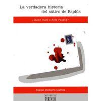 Libro LA VERDADERA HISTORIA DEL SÁTIRO DE ESPLÚS