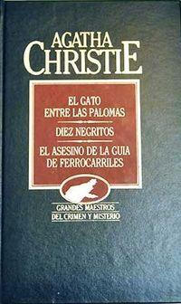 Libro EL ASESINO DE LA GUÍA DE FERROCARRILES