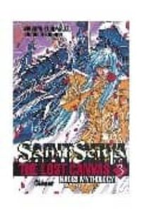 Libro SAINT SEIYA: THE LOST CANVAS - HADES MYTHOLOGY, VOLUMEN #3
