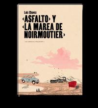 Libro ASFALTO Y LA MAREA DE NOIRMOUTIER