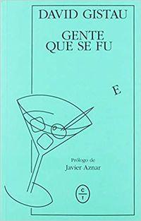 Libro GENTE QUE SE FUE