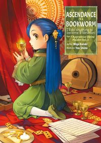 Libro ASCENDANCE OF A BOOKWORM: PART 2 VOLUMEN 3